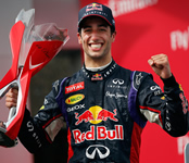 Canadian Grand Prix 2014: Daniel Ricciardo revels in first win