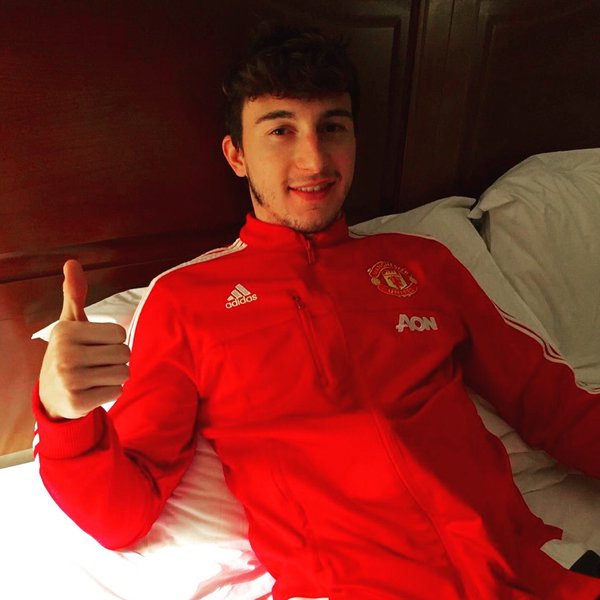 matteo darmian injury