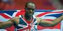 James Dasaolu set to go head-to-head with Usain Bolt in London