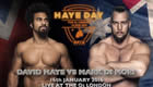 Haye announces heavyweight comeback to fight De Mori