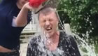 Video: Ex-Man Utd boss David Moyes takes ice bucket challenge