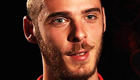 De Gea coy on contract release clause