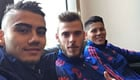 De Gea, Memphis and more: Man Utd stars gear up for PSV clash