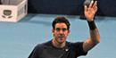 Basel 2013: It's No300 for defending champion Juan Martin del Potro