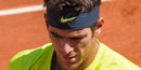 French Open 2012: Del Potro rues 'intensity drop' against Federer