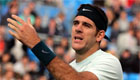 Undercooked Del Potro finds Pospisil too hot to handle