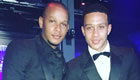 Photo: Man Utd star Memphis Depay all smiles with awards