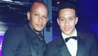 Depay all smiles with awards