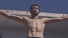 Dimitrov goes cliff diving in Acapulco