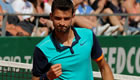 Dimitrov tops Wawrinka in battle of single-handers