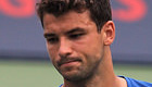 Dimitrov loses ground to Ferrer and Murray