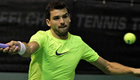 Rotterdam 2015: Dimitrov, Pospisil withstand over-30s challenge, Goffin does not