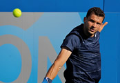 Grigor Dimitrov: Charming Basel, chasing London and facing Federer again