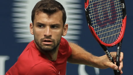French Open 2017: Dimitrov, Robredo, Thiem carry one-handed banner into Round 2 but Evans goes out