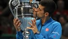 Djokovic throws down gauntlet to rest of the best