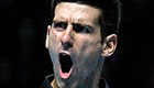 Djokovic 'positive' after reaching quarter-finals