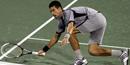 Djokovic wins battle of Serbs but Tsonga loses French contest in Dubai
