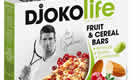 Novak Djokovic launches gluten-free snack range, DJOKOlife