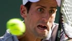Djokovic admits to Wimbledon final nerves
