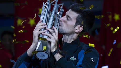 Shanghai Masters: Novak Djokovic makes 32 Masters with win over Borna Coric; presses for No1