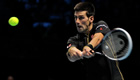 Djokovic thrashes Cilic in Tour Finals opener