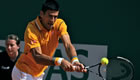 Monte-Carlo Masters: Novak Djokovic 'can just take positives' from opening clay win