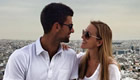 Djokovic announces the birth of his first baby