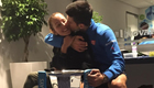 Photo: Novak Djokovic dedicates ATP World Tour Finals win to his wife Jelena