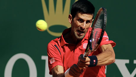 Monte-Carlo Masters 2017: Former champion Novak Djokovic survives Simon test, but Tsonga loses