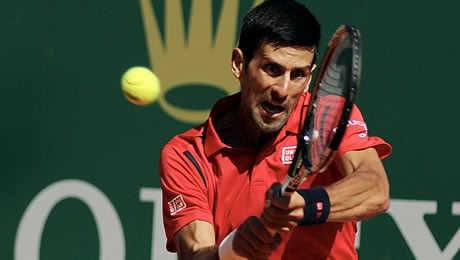 French Open 2018: Novak Djokovic makes statement of intent with 200th clay win and 40th Major QF