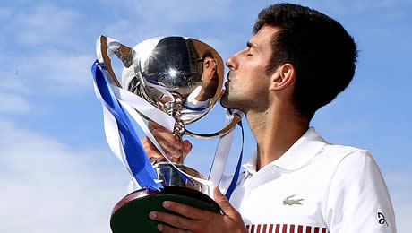 Novak Djokovic wins timely grass title in Eastbourne, and adds Mario Ancic to coaching team