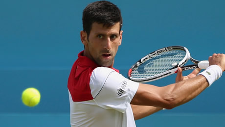 Queen's 2018: Novak Djokovic heads to SFs and milestone win No800