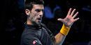 Paris Masters: Djokovic makes it three in a row with his 40th title
