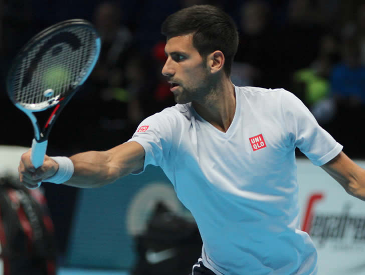 djokovic splash