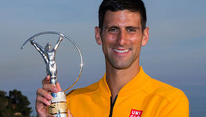 Boris Becker hails 'street fighter' Novak Djokovic after Laureus nomination