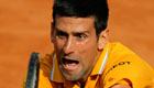 Djokovic is 'here with a purpose' - and feeling the love