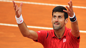 French Open 2016: History man Djokovic beats Murray to complete Grand Slam set