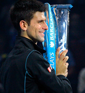 ATP World Tour Finals tickets: Demand surges after Novak Djokovic win