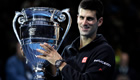 Djokovic drawn with Federer at Tour Finals