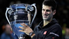 Djokovic keeps his foot down in pursuit of big ambitions