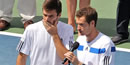 Friends Murray and Fleming have week they'll never forget in Montreal