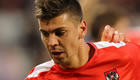 Dragovic flattered by Arsenal reports