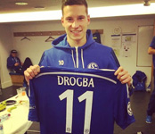 Photo: 'Arsenal target Julian Draxler one of Europe's biggest talents'
