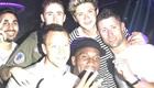 Photo: Chelsea's Terry and Drogba party with One Direction star