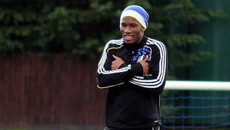 Didier Drogba sends message to Arsenal after booking Chelsea FA Cup final