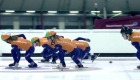 Sochi 2014: Dutch domination of speed skating bores viewers