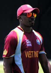 West Indies v England: Dwayne Bravo hails 'great team effort'