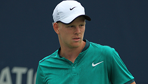 US Open 2016: Kyle Edmund not fazed by Novak Djokovic test