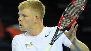Monte-Carlo Masters: Edmund beats Evans in battle of debuting Britons, Nadal next