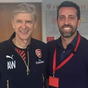 Wenger meets club chief to discuss transfer